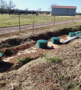 The Steps Needed In A Drainfield Installation Process
