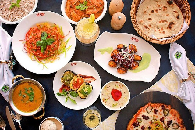 Hot & Spicy: 3 Best Indian Food Restaurants in Dubai