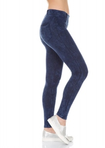 wear fitted jeans