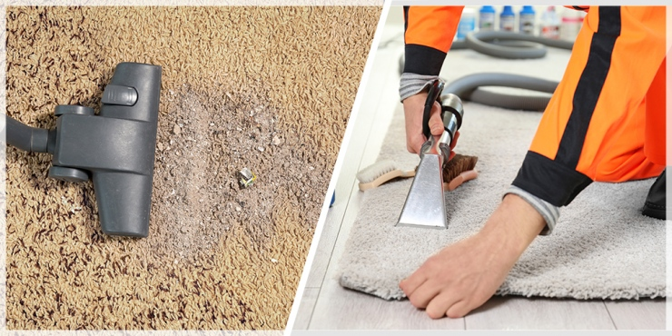 The 4 Main Advantages Of Carpet Cleaning and Repair